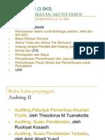 Auditing II