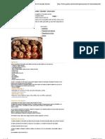 Oignons, Courgettes Et Tomates Farcies