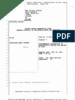 Supplemental Dec Opposing Relief v CitiMortgage