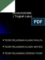 kump3 teori behaviourisme