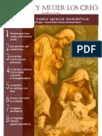 LA FAMILIA COMO IGLESIA DOMESTICA | ALIANZA DE AMOR