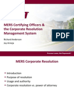 10 MERS Certifying Officers