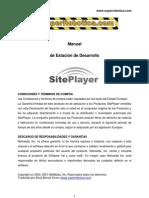 Manual Programacion Site Player S310265