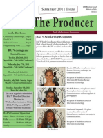 BATV Summer 2011 Newsletter