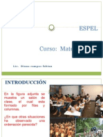 Matrices Espel Mat- II