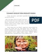 TUGAS Bahasa Indonesian Print, Bunglon