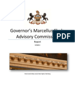 Marcellus Shale Commission Final Report.
