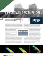 CFX Advances Fuel Cell