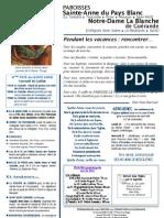 Bulletin SAPB&NDLB 110724