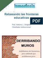Rebasando las fronteras educativas
