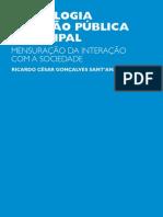 Tecnologia e Gestao Publica Municipal