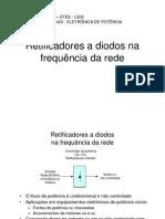 06_Retif a Diodo - Na Frequencia Da Rede