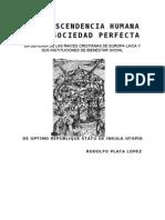 EN DEFENSA DE LAS RAICES CRISTIANAS DE EUROPA LAICA Y SUS INSTITUCIONES DE BIENESTAR SOCIAL