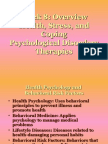 Stress, Psychological Disorders (combined)