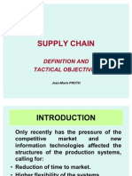 Proth Supply Chain