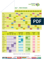 2006 FIFA World Cup Germany™ - Match Schedule