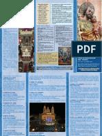 Qala Parish - Program Festa 11
