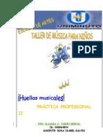 PRÁCTICA PROFESIONAL II - Pinto