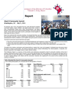 Ward 8 Summit Final Preliminary Report