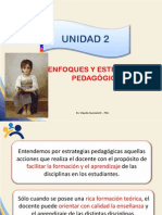 Claudia Quezada Mostajo  Estrategias Pedagogicas