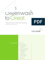 OgilvyEarth Green Marketing Guide