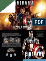 Capitan America - Revista Cinerama