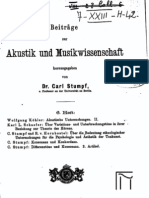 Beitraege zur Akustik und Musikwissenschaft (1911-06-Heft)