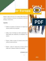 Resolucion Del Caso de Bazar Europa