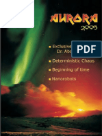 Science Aurora 2005