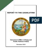 2010 CalGRIP Second Report to the Legislature 2010