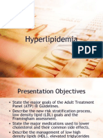 Management of Hyperlipidemia