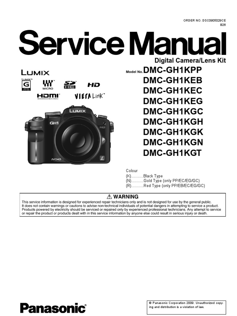gh1 service guide open source user manual u2022 rh dramatic varieties com Panasonic GH1 Opteka GH1