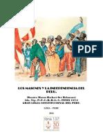 Herbert Ore - Los Masones y La In Depend en CIA Del Peru