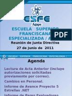 Junta Directiva Junio 2011v1