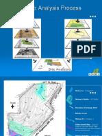 P. Site Analysis Sample Drawings