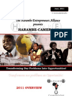 Harambe Cameroon _ Overview 2011