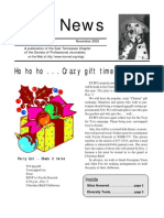 November 2002 Spot News