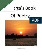 Roberta's Book of Poetry