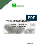 Guia de Lab Oratorio de Hematologia