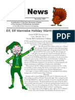 November 2003 Spot News
