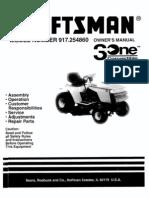 Craftsman 917.254860