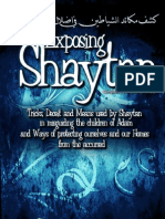 Exposing Shaytan Satan