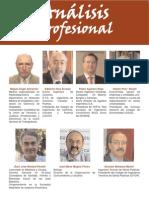 Análisis Profesional II sobre Ley de Servicios Profesionales (sección reserva de actividad)