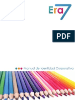 Manual Identidad Corporativa Era7