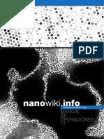 Nanowiki Manual de Operaciones 1.0