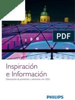 Catálogo Philips Iluminación LED 2011