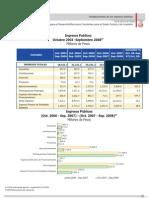 Eje 6 Financiamiento para el Desarrollo/Recursos Crecientes para el Gasto Social y de Inversión