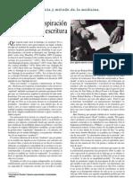 Jordi Terré - La respiración y la escritura (Revista Jano de Medicina y Humanidades, vol. LXII, n. 1416, 25 enero 2002)