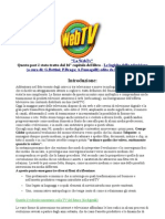 La WebTV (Sociologia Della TV)