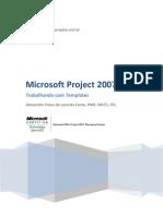 Trabalhando Com Templates No MS Project 2007 FINAL